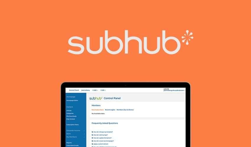 SubHub Lifetime Deal