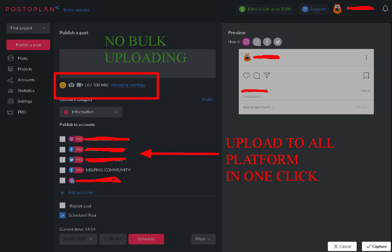 Postoplan Review : Price, Pros and Cons, Discount