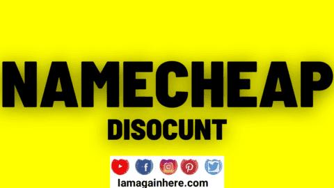Namecheap Discount Code Coupon